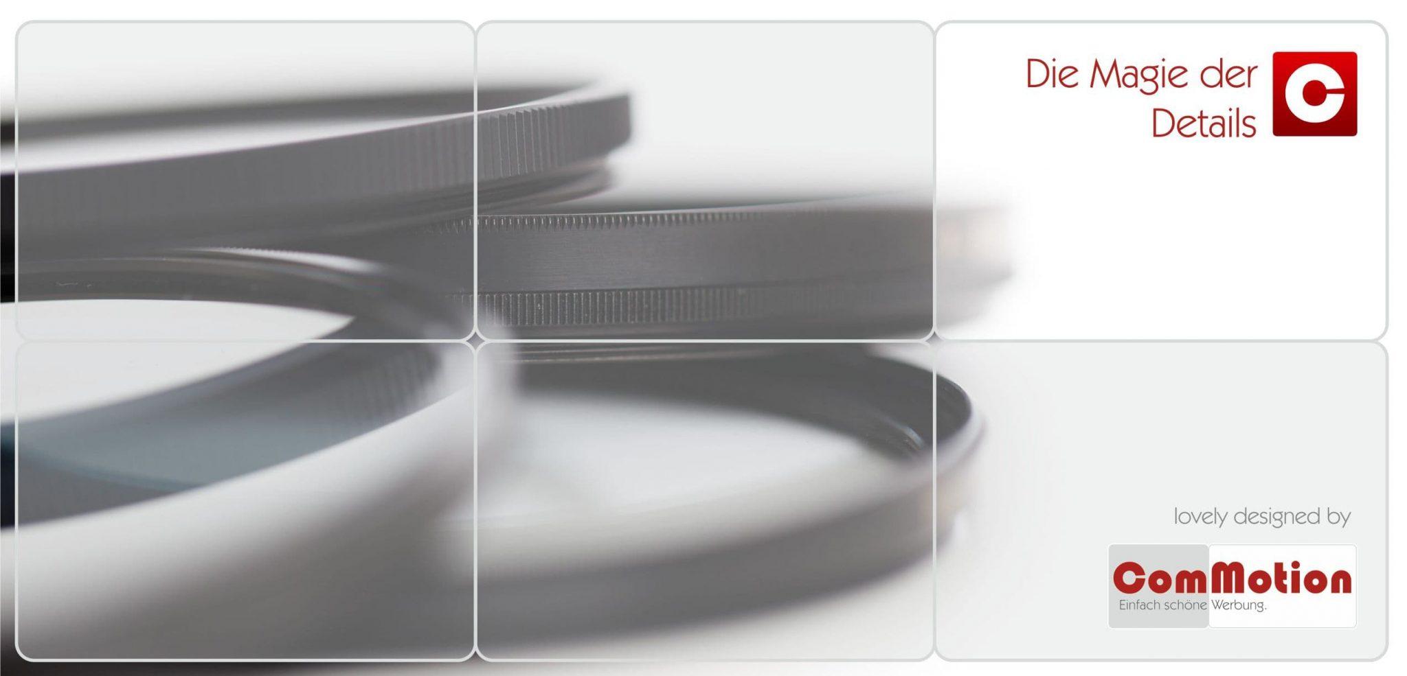 Magie der Details Imagebroschüre