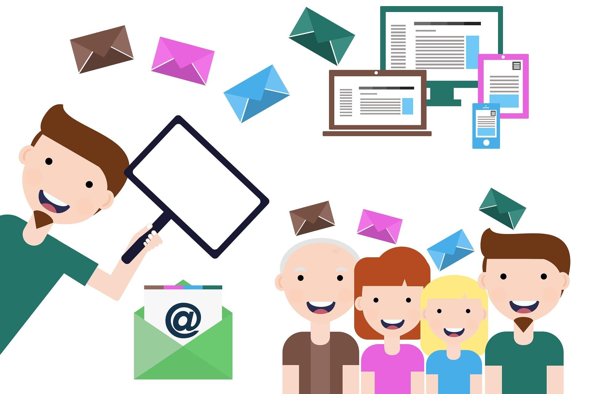 Newsletter E-Mail Marketing in Freiburg, Stuttgart und Ludwigsburg