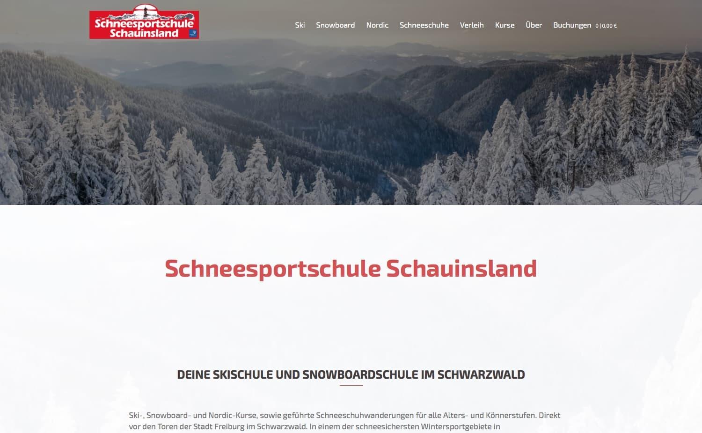 Schneesportschule Schauinsland