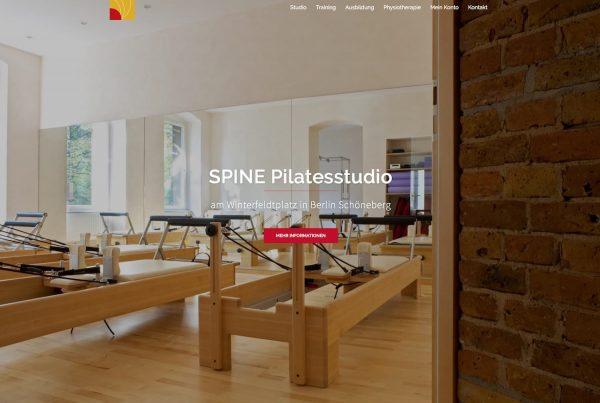 SPINE Pilatesstudio