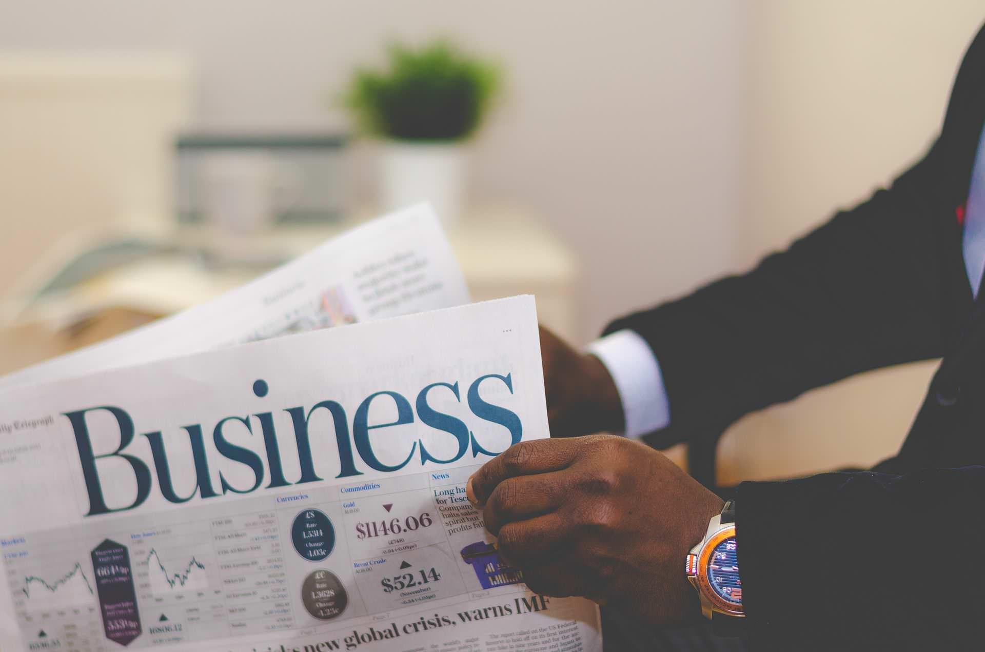 Zeitungs-Anzeigen (Business) in Freiburg, Stuttgart, Remseck und Staufen